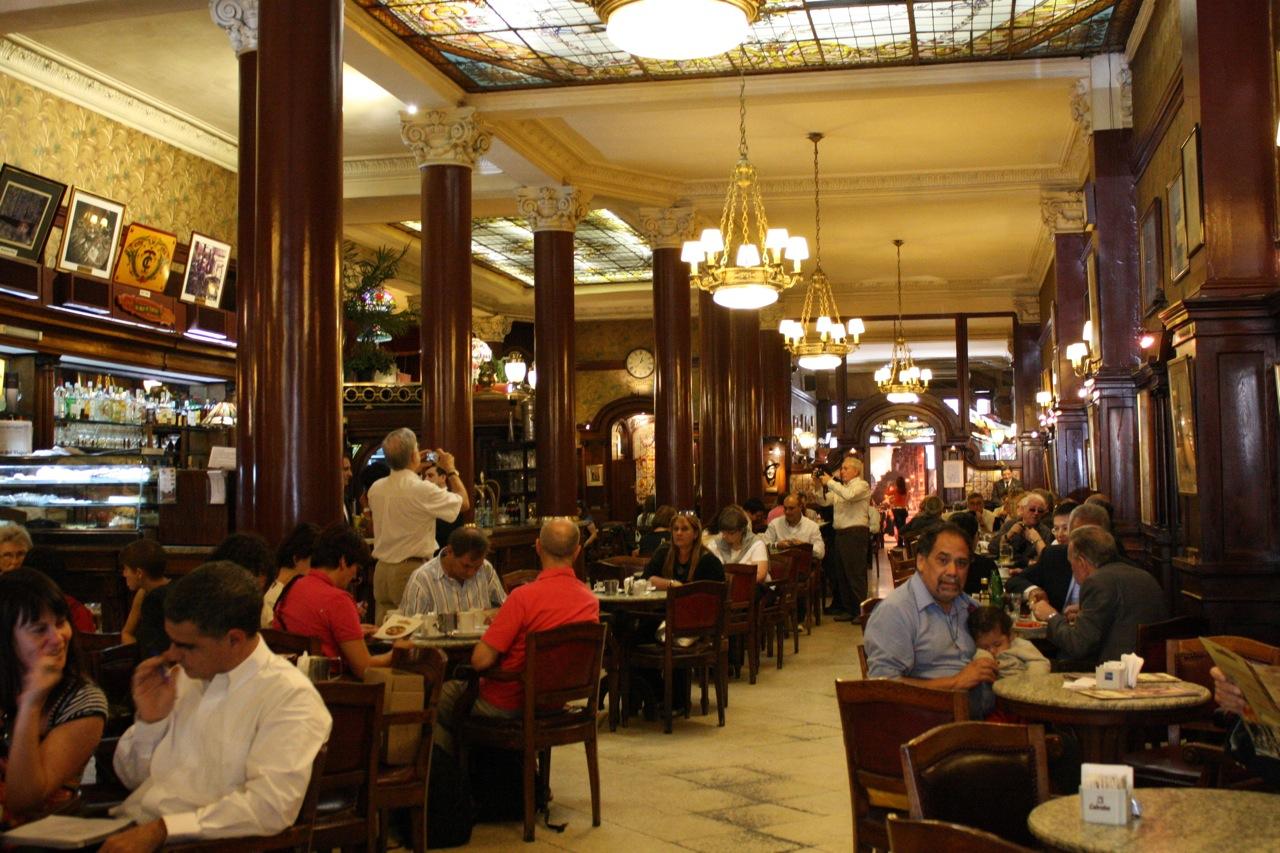 Café Tortoni (Photo : Marie-Julie Gagnon)