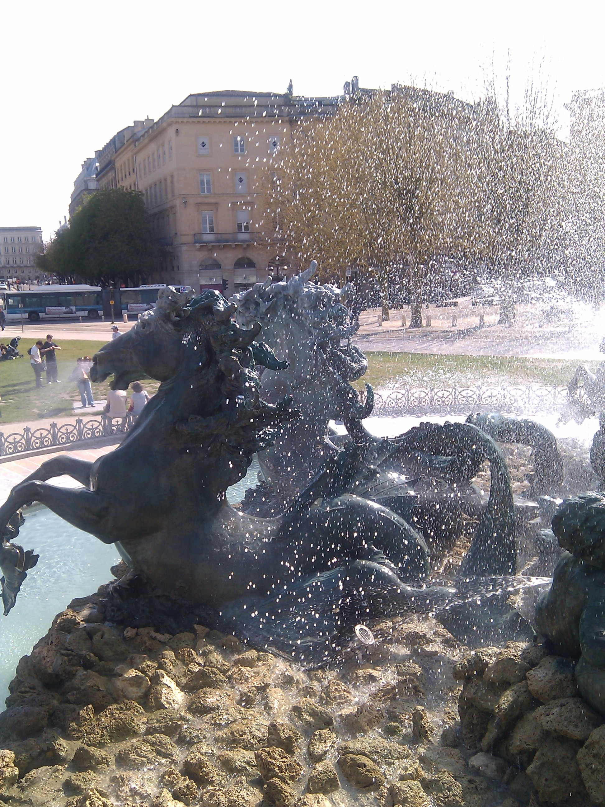 Bordeaux-fontaine