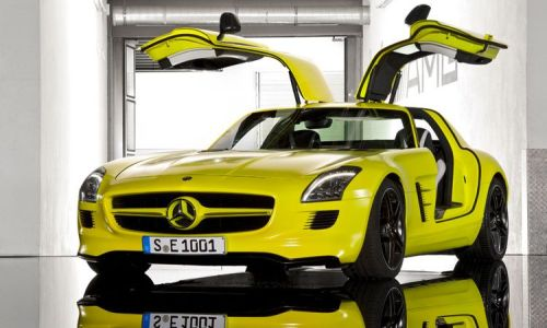 Mercedes Benz 300 Sl Coupe �54. The Mercedes-Benz SLS AMG can