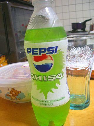 Pepsi-shiso