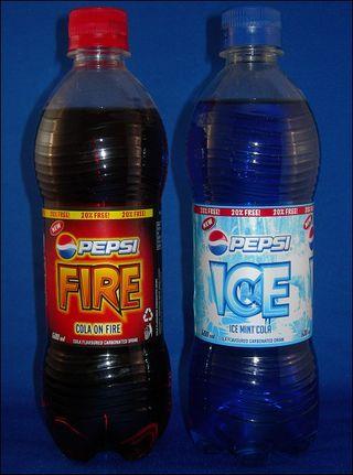 Pepsi-fire