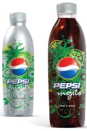 Pepsi-mojito