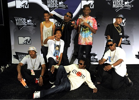 Rap group Odd Future Wolfgang Kill Them All (OFWKTA) are set to star in ...