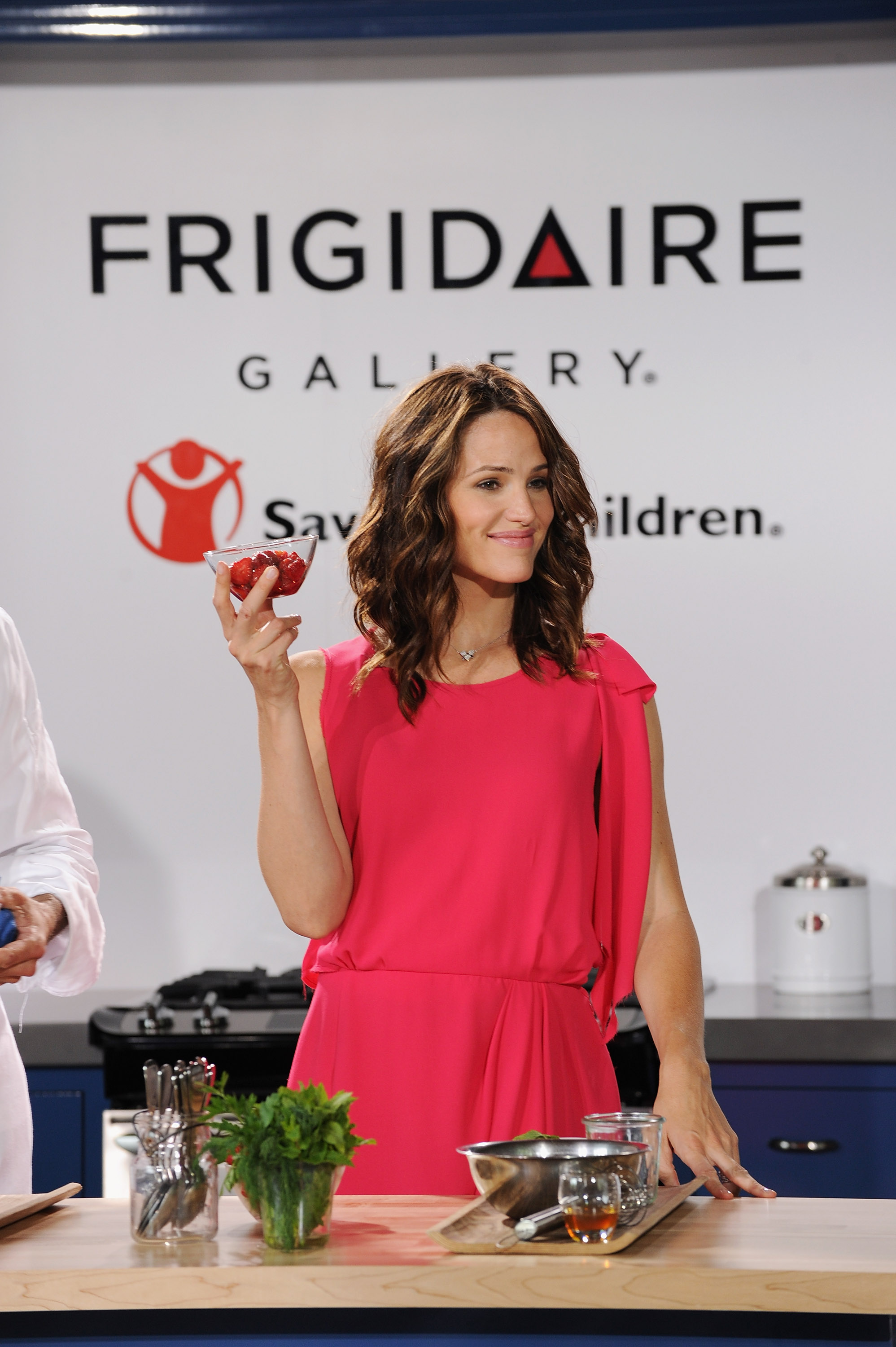 Garner Appliance What Does Jennifer Garner Feed Her Kids Embrace The Chaos
