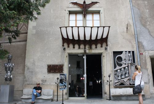 Musée HR GIGER