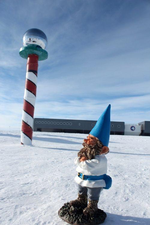 Au Pôle Sud