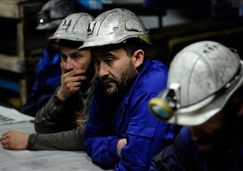 Spanish miners