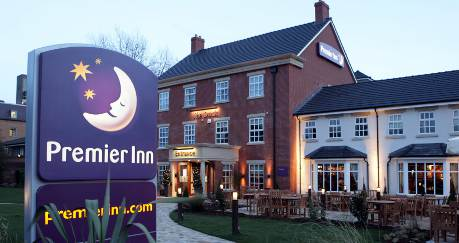 Premier inn at dusk_whitbread at a glance-hero