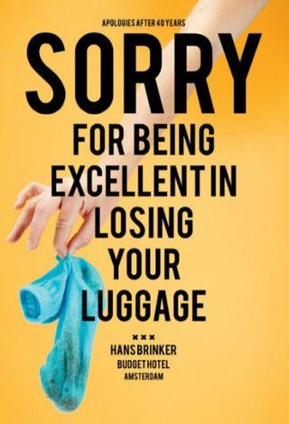 Sorry luggage