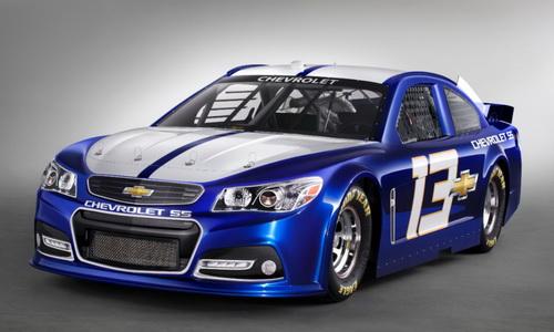 2013-NASCAR-Chevrolet-SS-1