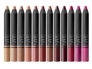 NARS Satin Lip Pencil group shot - low resolution
