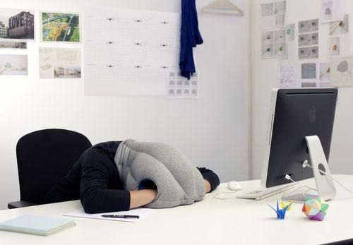 Ostrich Pillow 4