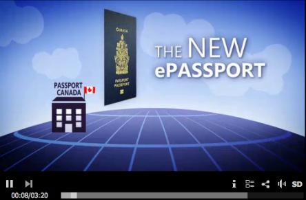 EPassport video